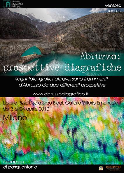 Abruzzo prospettive diagrafiche