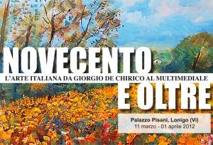 Novecento e oltre, da De Chirico al multimediale